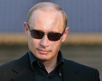 3プーチン大統領