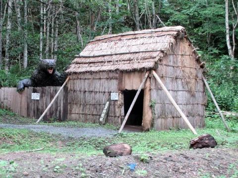 06_ヒグマと家