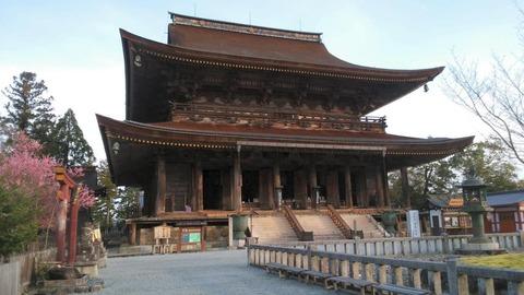 14_金峰山寺蔵王堂