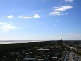 展望台から南の眺望
