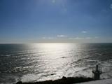広がる大海原