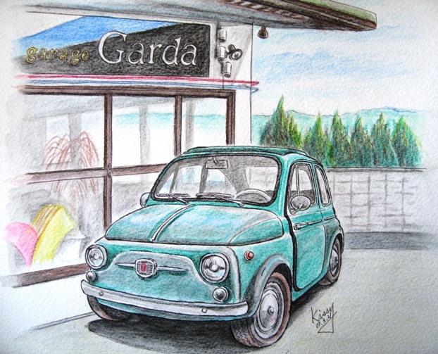 C garage fiat500 livedoor blog for Garage fiat coignieres 78