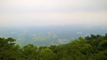 水沢山登山道6