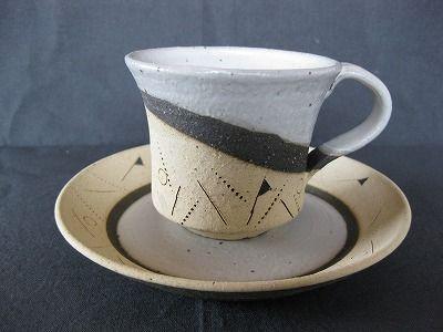 コーヒーカップ黒
