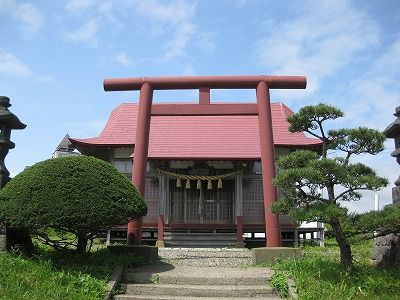 虎杖浜神社