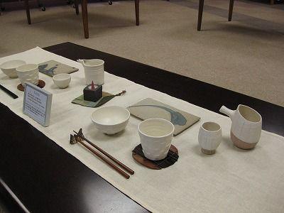 ふる川展示風景