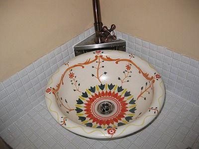 BISON手洗い器