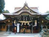 博多・櫛田神社本殿