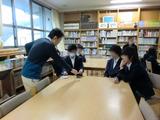 東能勢中学校課外授業2