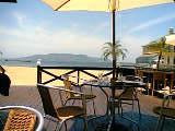 百道浜のカフェ