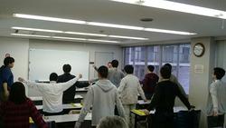 奈良会場  セミナー最終日です