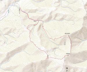 s20140921_西天塩岳・天塩岳・前天塩岳