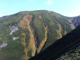 あと1km看板近くからニセイカウシュッペ山