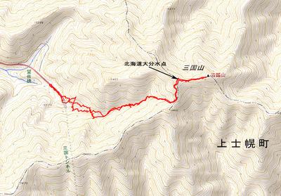 20150823_北海道大分水点〜三国山