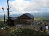 十勝岳避難小屋3