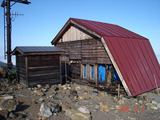 十勝岳避難小屋