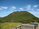 石室から桂月岳方向