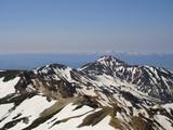 富良野岳方向