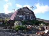 旧十勝岳避難小屋