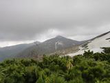 天塩岳方向