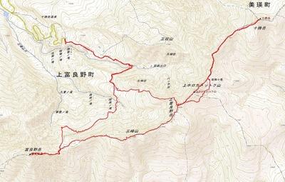 20150705_富良野岳〜十勝岳