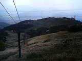 伊吹山スキー場五合目リフト