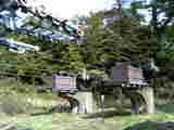 伊吹山スキー場三合目A・B線シングルリフト2