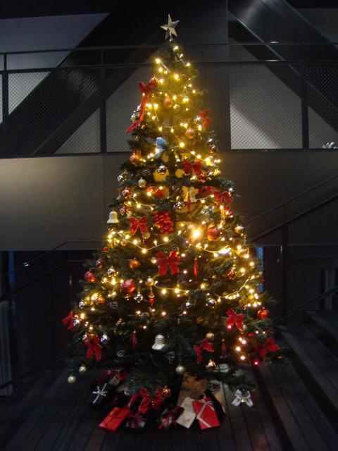 27年度クリスマスツリー2