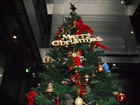 27年度クリスマスツリー3