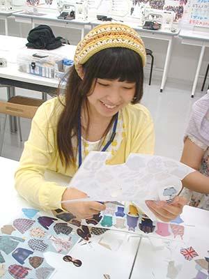 田中千代ファッションカレッジ★ブログCTC:あなたも1日CTC学生! 田中千代ファッションカレッ