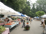 Westport Farmers' market