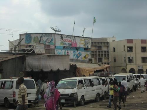 Djibouti village