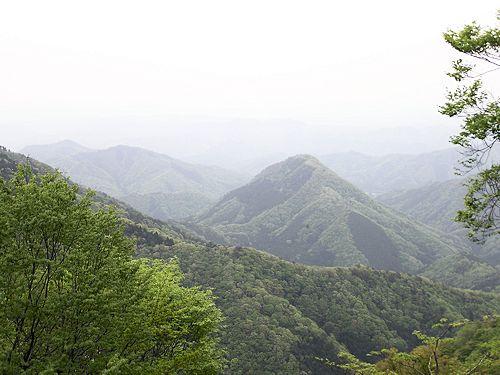 大江山から