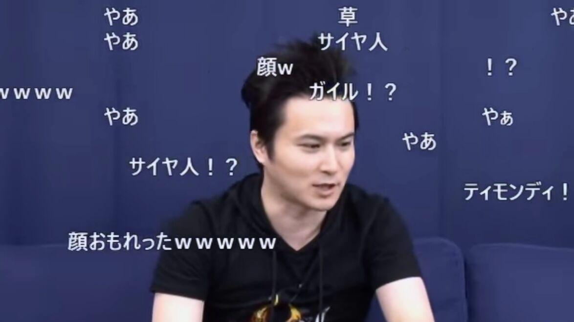 ギャル男 加藤純一