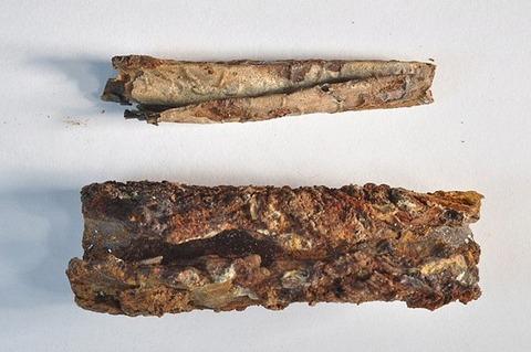 papiro arrotolato