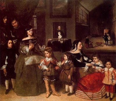 17世紀スペインのモード : ルネ...