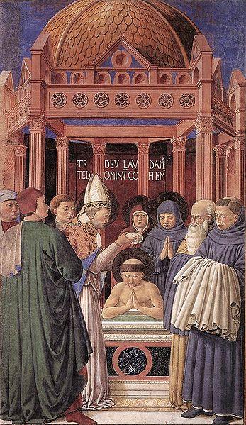 聖アウグスティヌスの息子 : ル...
