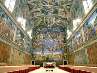 システィーナ礼拝堂の画像 p1_2