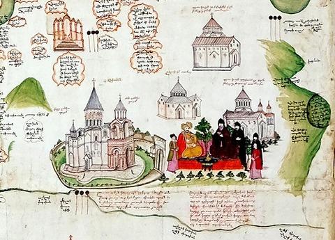 mappa armena