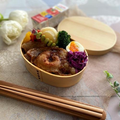 4月7日(火)豚丼風のっけ弁当