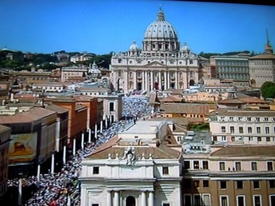 ローマのおいしい生活-べネディフィカジオーネ