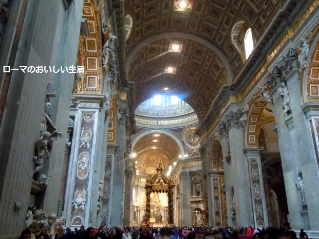ローマのおいしい生活-お正月