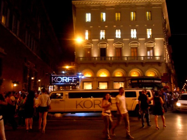 ローマのおいしい生活-日常