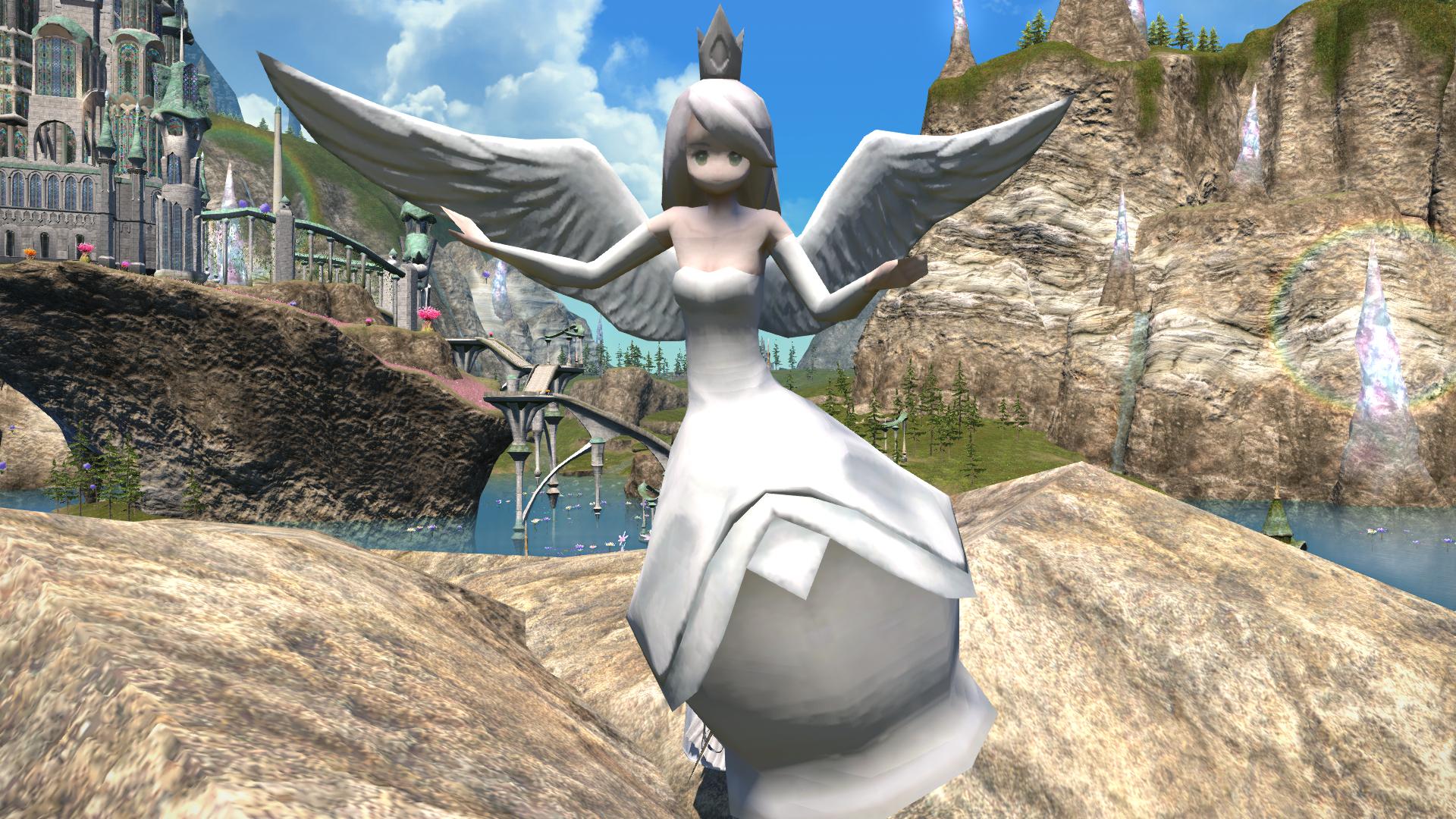 Eorzea Database: Tinker's Bell | FINAL FANTASY XIV, The