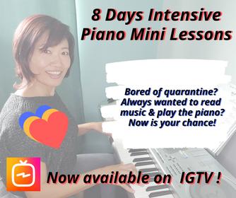 Piano Lesson Ad