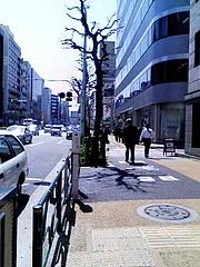東京メトロ日比谷線茅場町駅2番出口