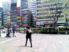 JR東京駅八重洲北口出口