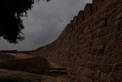 城塞の遺跡