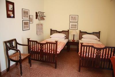 バンガラの部屋