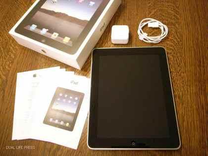 iPad到着